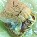 Hillside Burger Van