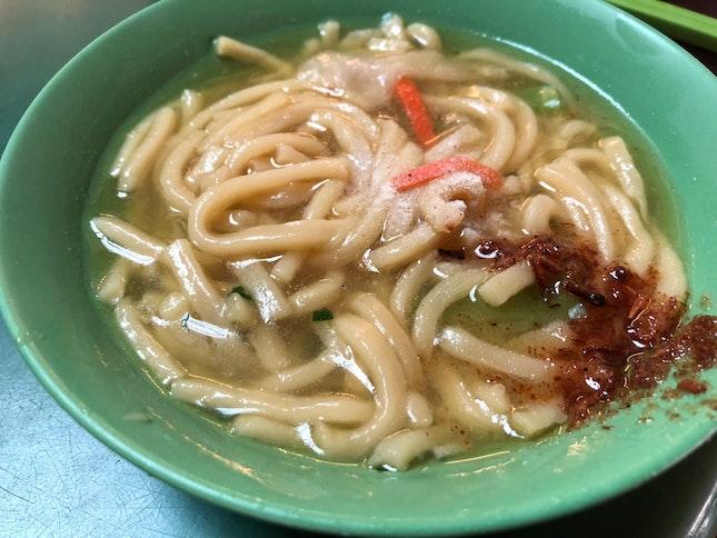 Trishaw Noodle