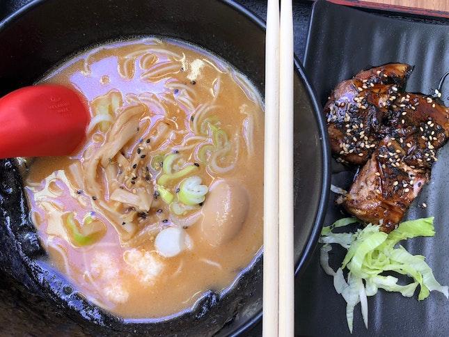 Spicy Miso Boss Rib Ramen