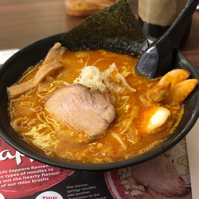 Sapporo Spicy Miso