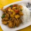 Sweet & Sour Fish Rice