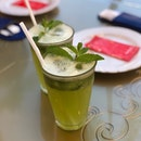 Mint Tea Smoothie