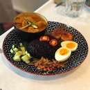 Black Rice Nasi Lemak