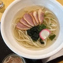Smoked Duck Udon