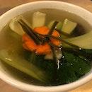 Kombu Shiitake Soup
