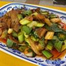 Twice-cooked Pork
