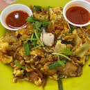 Ghee Huat Fried Oyster (Boon Lay Place Food Village)