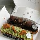 Pandan Kaya & Double Chocolate