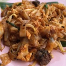 Tiger Char Kway Teow With Duck Egg
