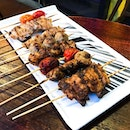 Chikin @chikinbar - HOSTED TASTING - Assorted Yakitori (Prices range from 💵S$3-S$4.5) 🍢 • ACAMASEATS & GTK💮: There are run of the mill Yakitori spots like Tori-Q which is subpar, high-end Yakitori 'Temples' with a choking price point, then there's places like Chikin that serves dependable Yakitori at an affordable price.