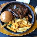 Black Pepper Chicken .