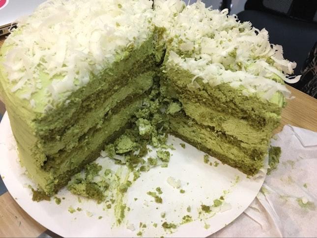 Matcha 🍵 Whole Cake 🎂