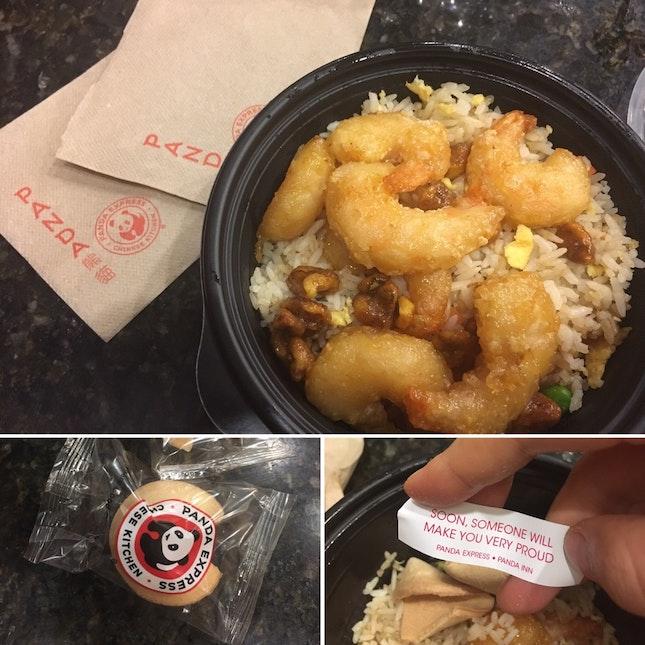 Honey 🍯 Walnut Shrimp 🍤🍤🍤