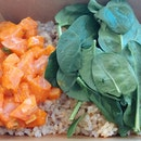 Mini CRC Salmon & Spinach w/h Brown Rice