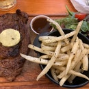 Ribeye Steak [250g] ($33.90)