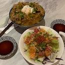 Gyudon ($12.80) | Chirashi Salad ($13)