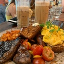 Common Man Full Breakfast ($27)