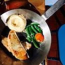 Herb Spiced Salmon 🍴 #burpple