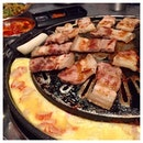 The joy of Korean BBQ is on how well marinated are the meat.