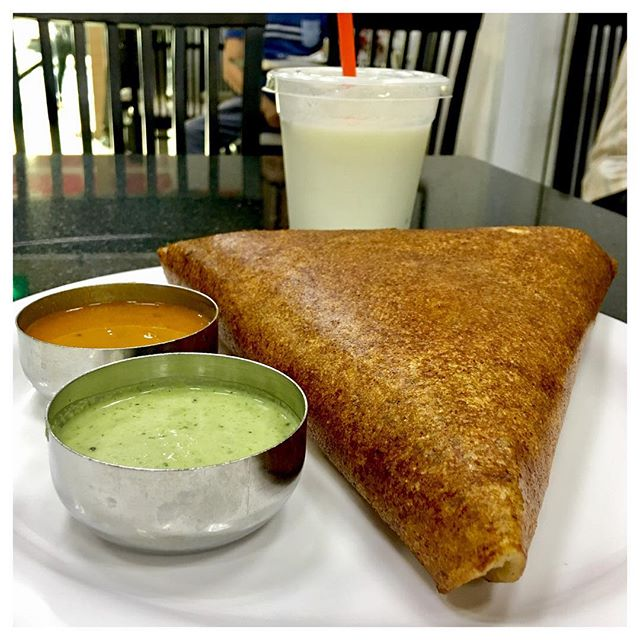Masala Dosa The best Masala Dosa I have ever tried so far!