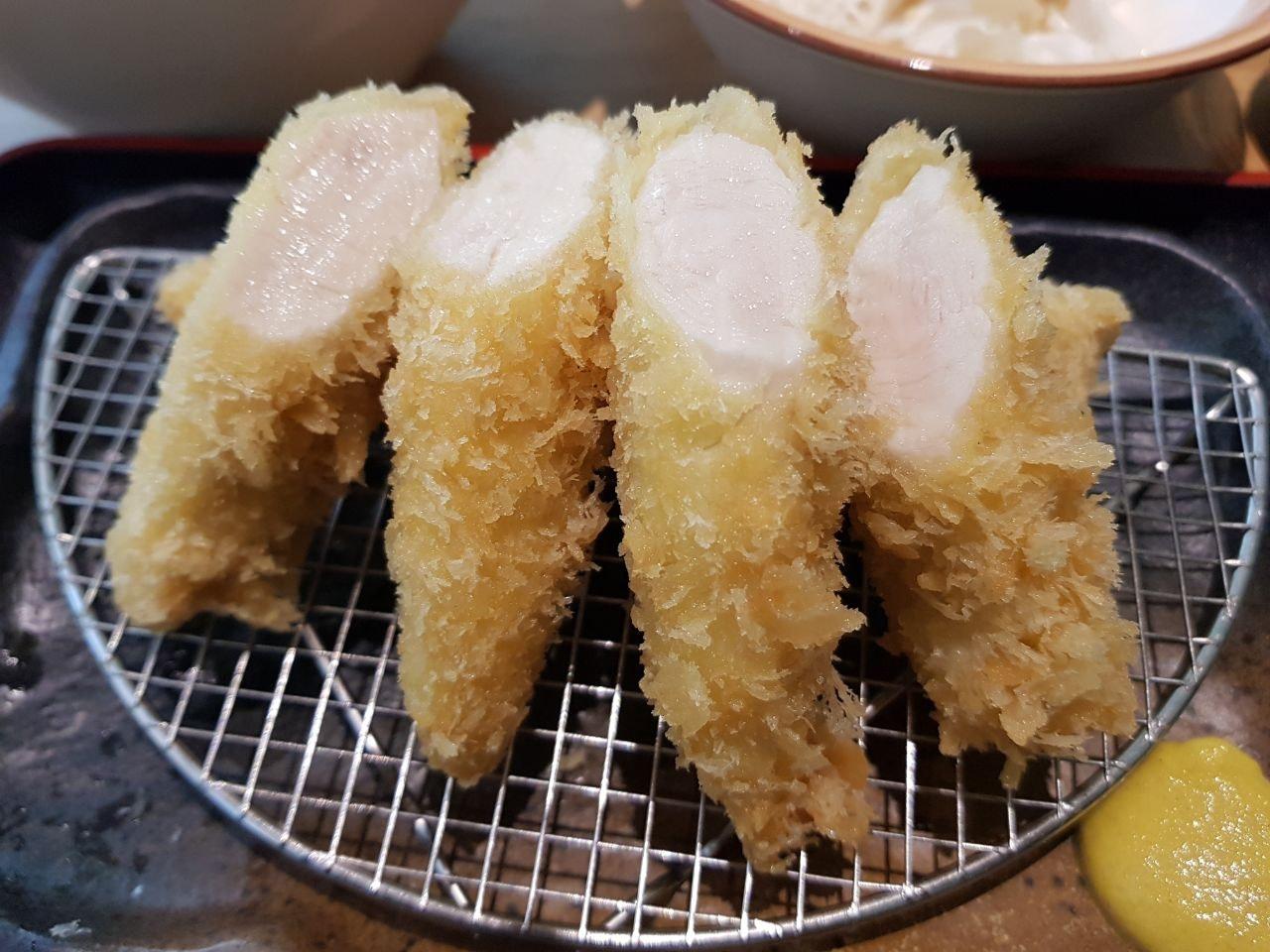 Juicy Succulent Tori Katsu
