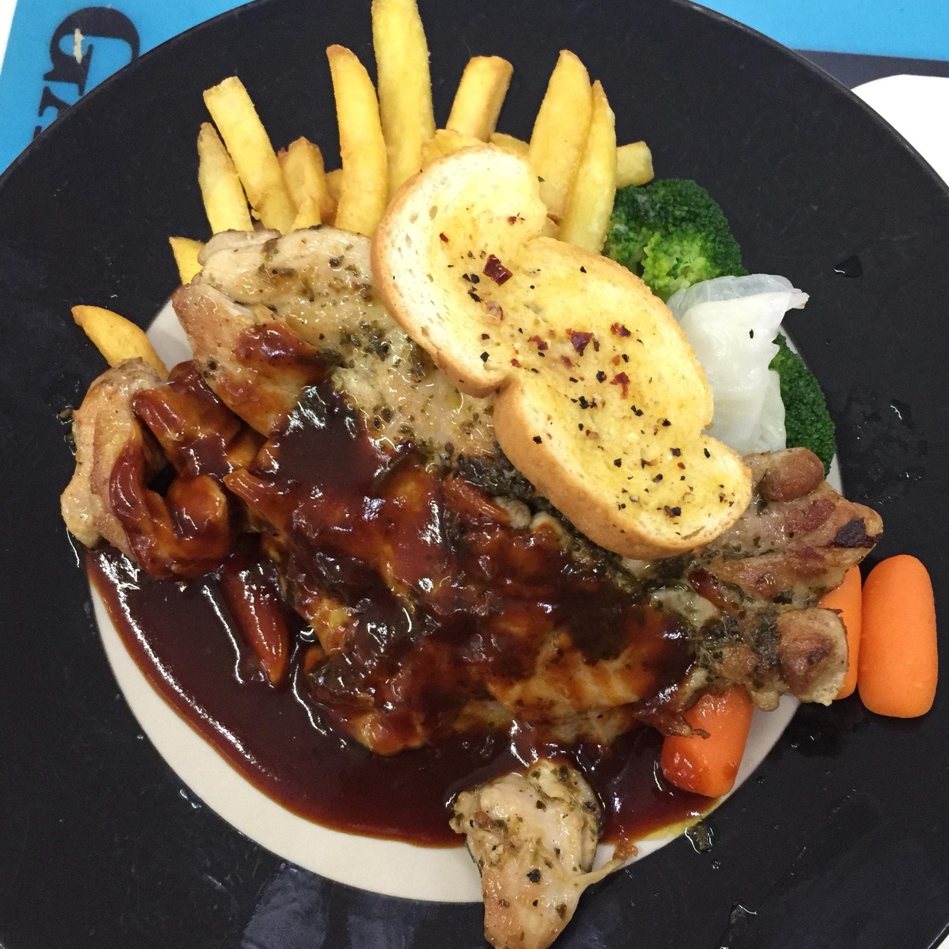 Happy Chicken ($7)