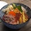 Tanuki Kaisen Chirashi ($24.90)