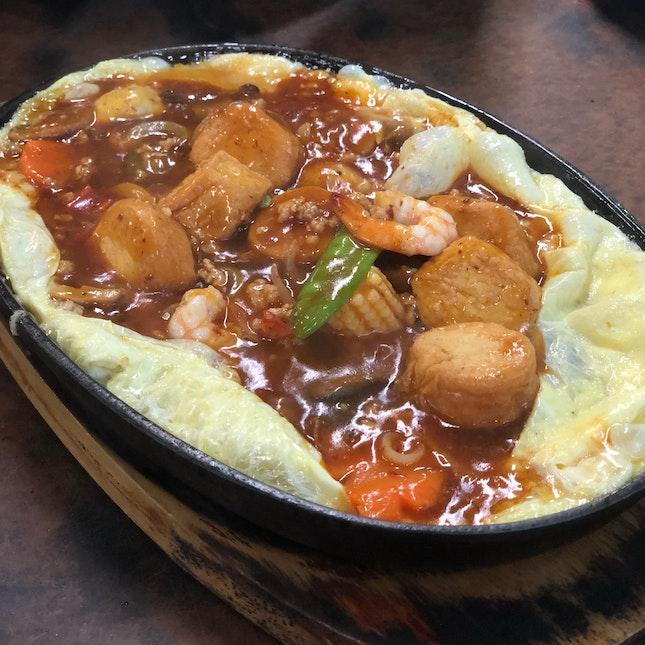 Hotpot Tofu ($9)