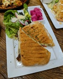 Beef bulgogi panini ($17.50)