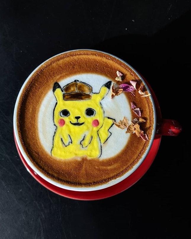 Chock Full Of Beans 🍵⚡ Pikachu Detective.