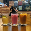 Drinks (Lemongrass, Bundung, Milktea)