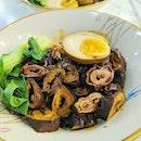 Intestine Mee Sua Bowl ($10.50)