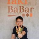 🍢 YakiBaBar 🍢 ⬇️ A genuine Yakitori + Bar experience ⬇️ .