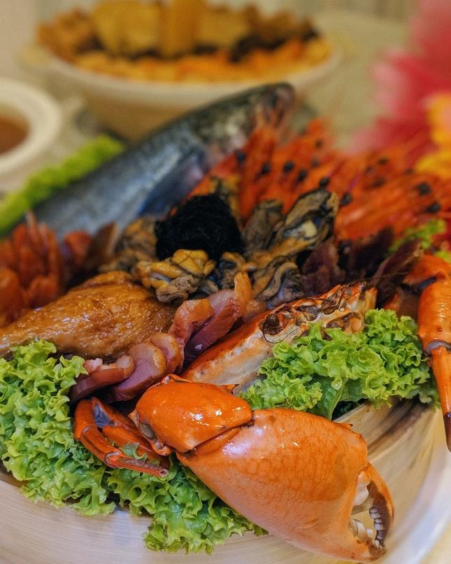 Assorted Seafoods Claypot²