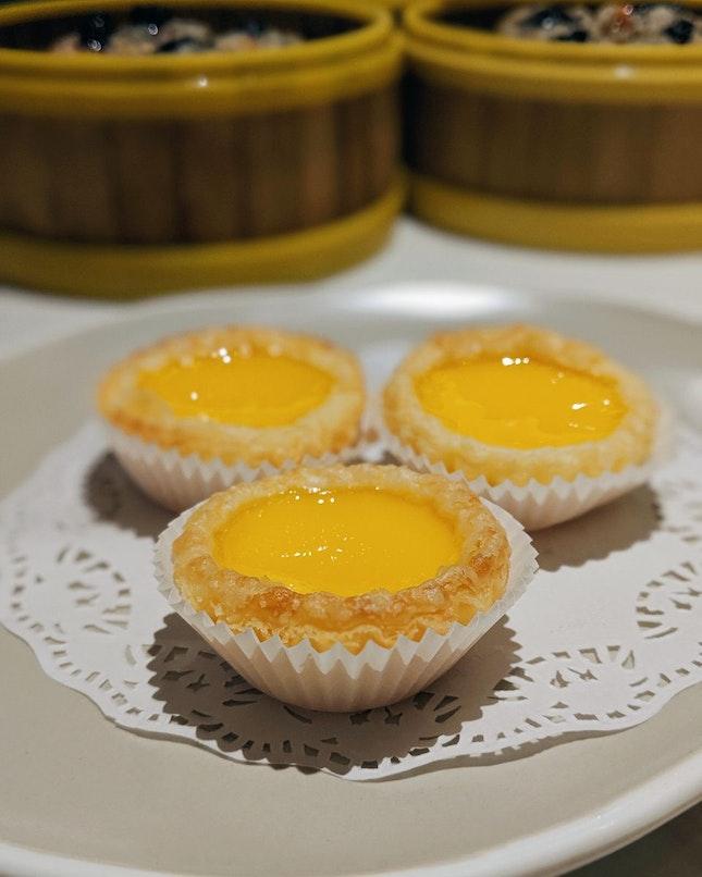 Baked Egg Tart