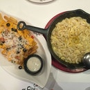 Chir Chir Fries ($9.90)/Mac And Cheese ($19.90)