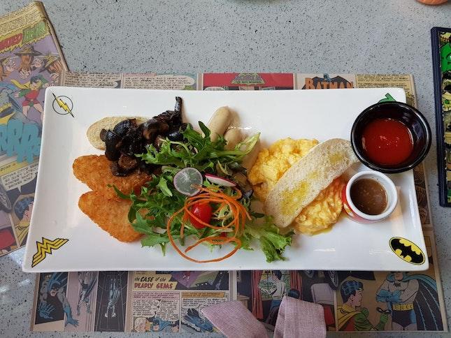 Big Breakfast ($19.90++)