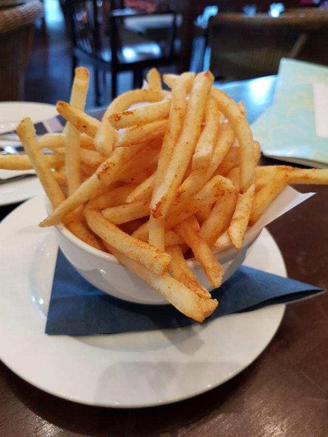 Paprika Fries ($7++)
