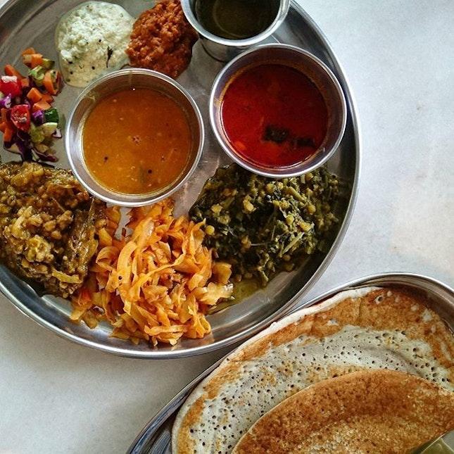 Vegetarian Food in KL