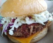 Juicy, Fat Pulled Pork Burger