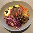 THE wagyu beef grain bowl