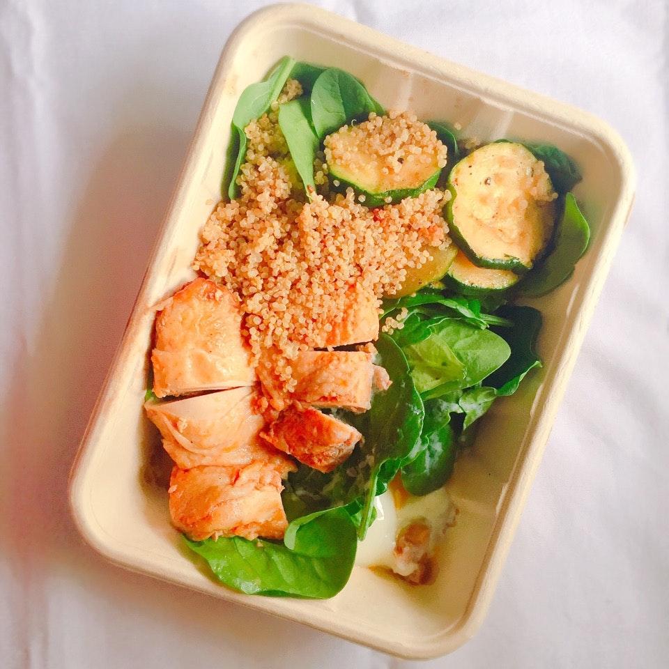 Regular Protein Salad