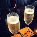 A Moet evening 🥂🍾 #moetchandon #baronfive #baron5