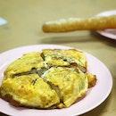 Supper @ Geylang ❤️ 萝卜丝蛋饼、热豆浆油条 🤗  #melfclar #Geylang #sgeastsiders #sgsupper #豆浆油条 #蛋饼