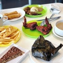 So full ✌🏼 #ikeatampines #ikeasg #sgeastsiders #lunch
