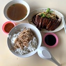 Ah Seng Braised Duck Drumstick Rice for Lunch #ieatishootipost#hungrygowhere#instafood#foodporn#iweeklyfood#yummy#instagram#theteddybearman#eatoutsg#whati8today#yummy#eatoutsg#food#igfoodie#eatingout#eatstagram#sgfood#foodie#foodstagram#SingaporeInsiders#sgfoodie#sgfoodies#burpple#eatbooksg#burrplesg#ilovehawkerfood