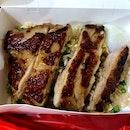Salt.Old Airport Signature Agape Chicken 🐔 and Garlic Fried Rice 🍚 for dinner 🥘 #ieatishootipost#hungrygowhere#instafood#foodporn#iweeklyfood#yummy#instagram#theteddybearman#eatoutsg#whati8today#yummy#eatoutsg#food#igfoodie#eatingout#eatstagram#sgfood#foodie#foodstagram#SingaporeInsiders#sgfoodie#sgfoodies#burpple#eatbooksg#burrplesg#ilovehawkerfood