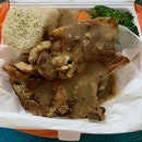 Holy Grill's Pork Chop with rice and vege for dinner tonight #ieatishootipost #hungrygowhere #instafood #foodporn #iweeklyfood #yummy #instagram #theteddybearman #風月閒人 #eatoutsg #whati8today #yummy #eatoutsg #food #igfoodie #eatingout #eatstagram #sgfood #foodie #foodstagram #SingaporeInsiders #sgfoodie #sgfoodies #burpple #eatbooksg #burrplesg #ilovehawkerfood