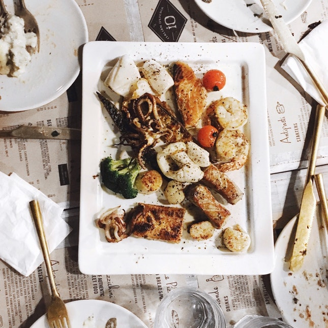 Italian Osteria