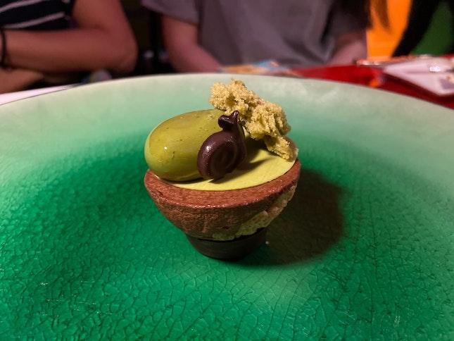 Artisan dessert